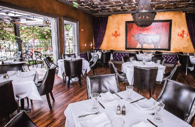 THE CONTINENTAL – An American Steakhouse and Craft Bar The D'Amico Brothers