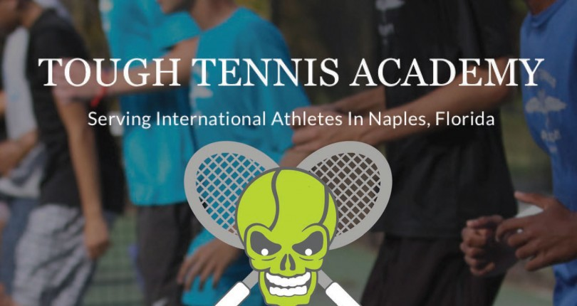 Tough Tennis Academy, Naples, FL – March 2019